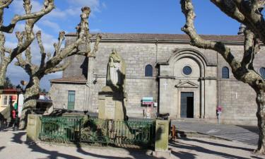 Iglesia de Santiago de Padrón