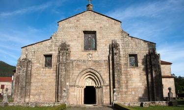 Colegiata Santa María de Iria