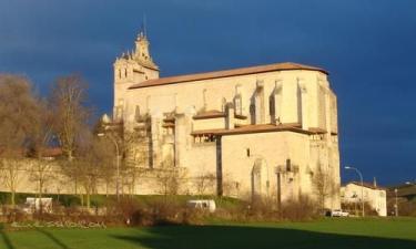 Parroquia de Santa María de Salvatierra