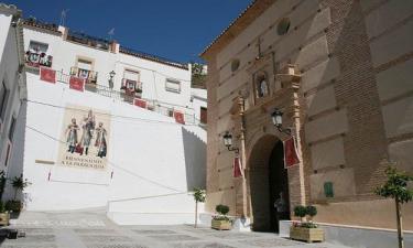 Iglesia parroquial de Abla