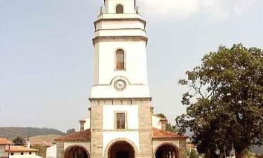 San Martín de Luiña