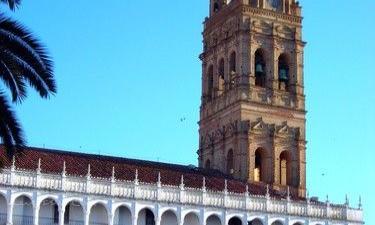 Iglesia de Santa María de Granada