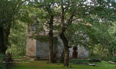 Iglesia de San Román de Moroso