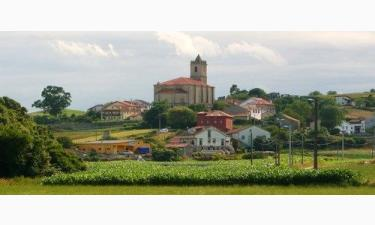 Iglesia parroquial de San Julián y de Santa Basilisa