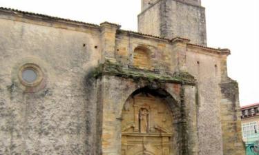 Iglesia de San Cristóbal de Comillas