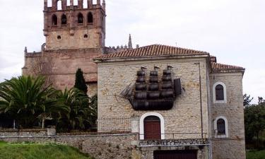 Iglesia de Santa María de San Vicente de la Barquera