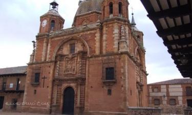 Iglesia Parroquial de San Carlos del Valle