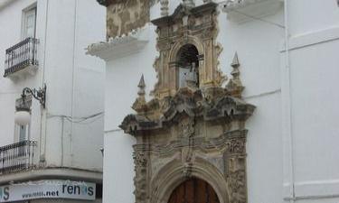 Iglesia de Nuestra señora de las Angustias