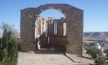 Iglesia de Santa María de Atienza