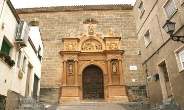 Iglesia y Convento de Jesús y María