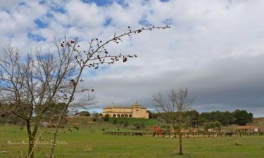 Santuario de la Virgen de Riánsares