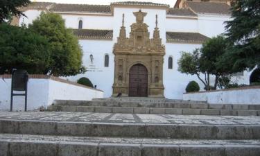 Iglesia-Convento de Santiago