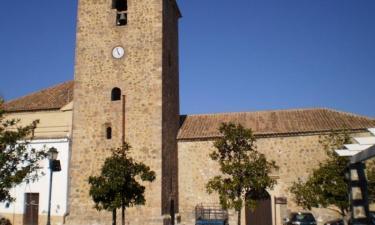 Iglesia parroquial de Juviles