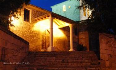 Iglesia parroquial del Santo Cristo de la Paz