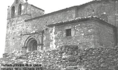 Iglesia de Villaescusa de Palositos