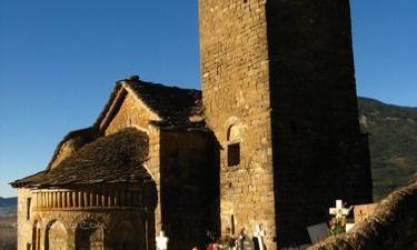 Iglesia de Olivan