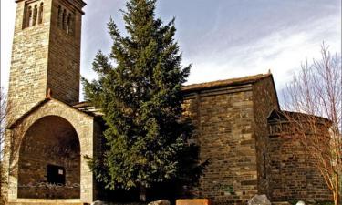 Iglesia mozárabe de Basarán