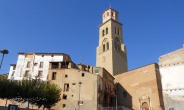 Iglesia Parroquial de Santa María la Mayor de Tamarite de Lit