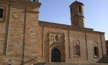 Iglesia de Santa María la Mayor de Linares