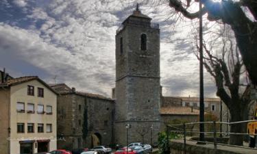 Iglesia Parroquial de San Lorenzo de Morunys