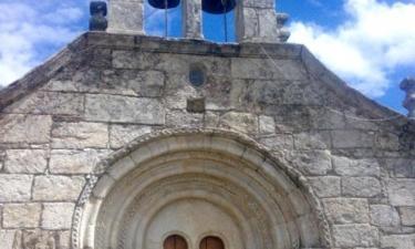Iglesia de Santa Maria de Ferreiros