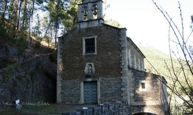 Iglesia de Santo Estevo de Chouzan