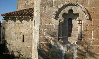 Iglesia de San Fiz de Cangas