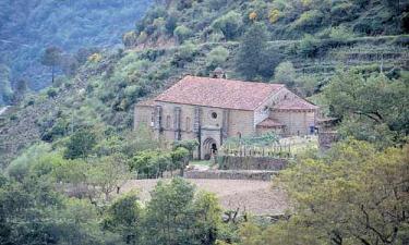 Iglesia de San Vicente de Pombeiro