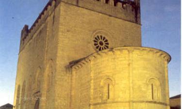 Iglesia de San Xoán de Portomarín