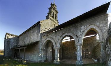 Iglesia de Vilar de Donas