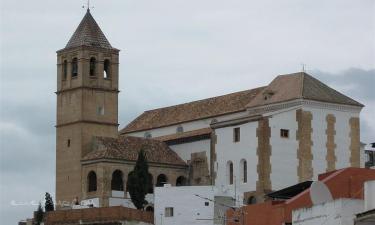 Iglesia de Santa María la Mayor de Vélez-Málaga