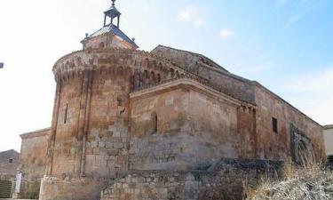 Iglesia de San Miguel.
