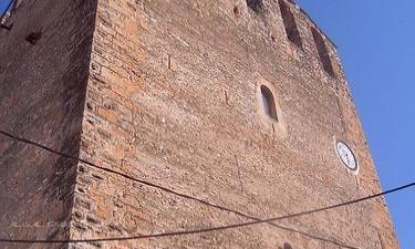 Iglesia Fortificada Torre de la Galera