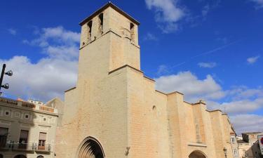 Antigua Iglesia de San Miguel Arcángel