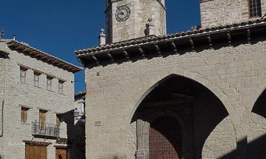 Iglesia de la Asunción de Cantavieja