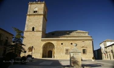 Iglesia parroquial de Santo Antonio Abad
