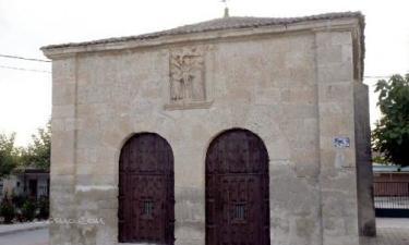 Ermita Ntra. Señora de Rubialejos