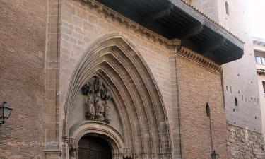 Iglesia de San Pedro de los Francos