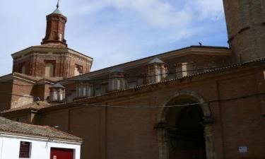 Iglesia Parroquial de Cariñena