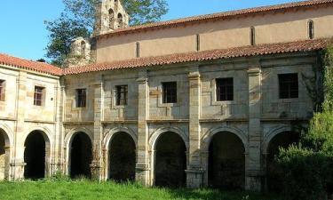 Monasterio Santa María La Real de Obona