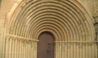 Monasterio de Sta. Mª Villanueva de Sigena