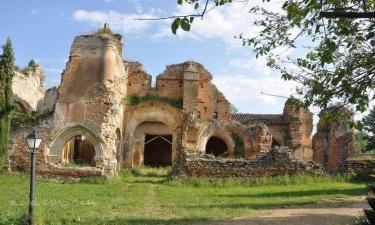 Monasterio de Santa María de Trianos