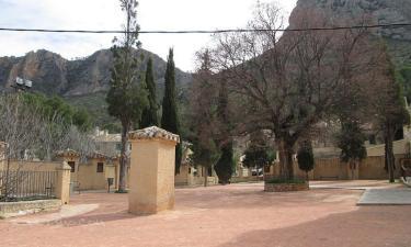 Convento de Santa Ana del Monte