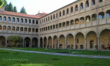 Monasterio de Santo Estevo de Ribas de Sil