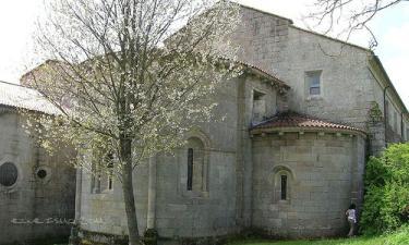 Monasterio e Iglesia de San Claudio de Ribeiro