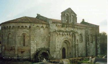 Monasterio de San Pedro de Dozón