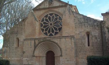Monasterio de Sacramenia