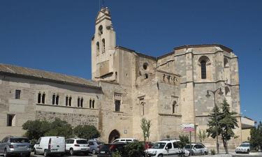Monasterio de Santa María de Nieva