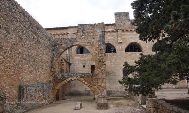 Monasterio de Santa Cruz
