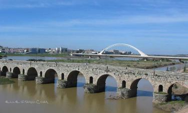 Puente Romano del Guadiana